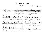 В лазоревой степи - ноты песни